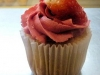 vanilla-sponge-cupcake-with-real-fruit-juice-strawberry-cream-and-fresh-strawberry