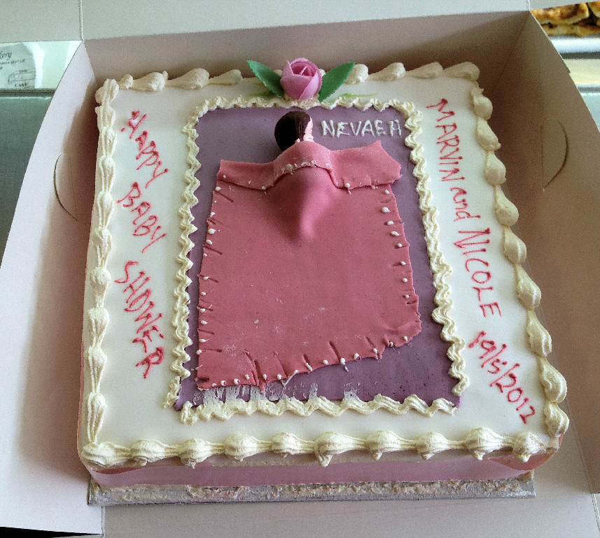 Baby Shower And Christening Cakes Product Categories Arif Bakery