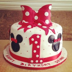 Minnie Mouse high tier